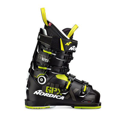 GPX 120 - Chaussures ski Homme black/lime