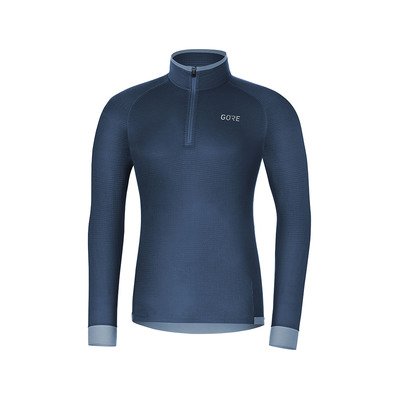 Wear M THERMO LIGHT - Maillot Homme deep water blue/cloudy blue