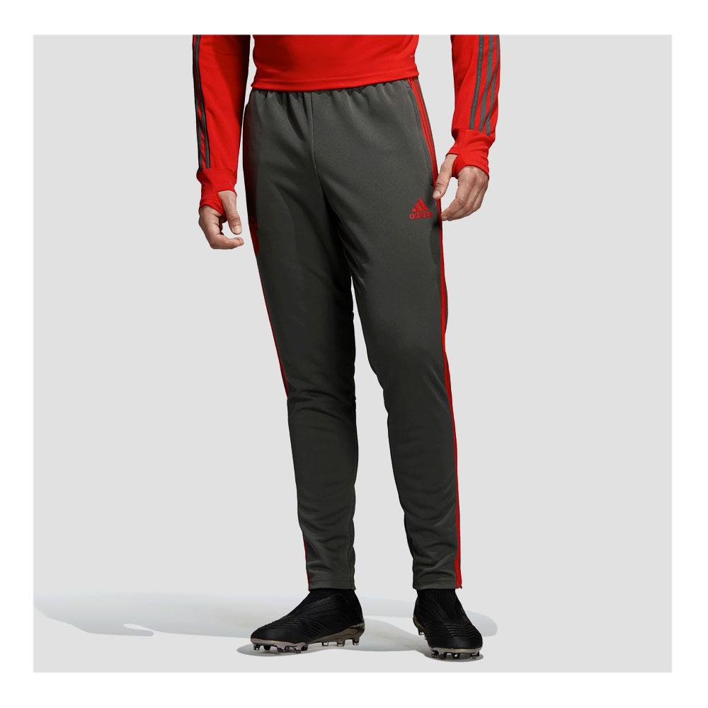 Equipar Increíble Pantano  LIQUIDACIÓN TALLAS PEQUEÑAS Adidas FC BAYERN MUNICH TRAINING 18/19 -  Pantalón de chándal hombre grey/red - Private Sport Shop