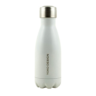 1337 - Bouteille isotherme 260ml white