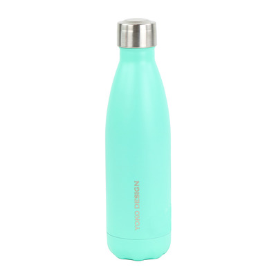 1825 - Bouteille isotherme 500ml pastel mint mat