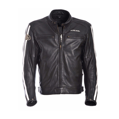 RETRO RACING - Blouson Homme black