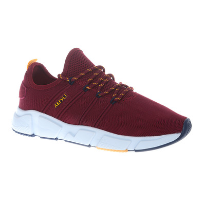 SPEED SOCKS - Sneakers cabernet peacot gold