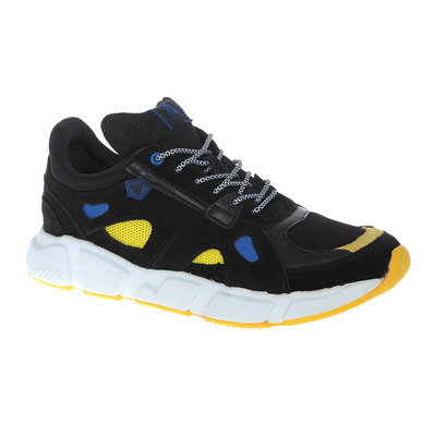 SWITCH - Sneakers black blue yellow