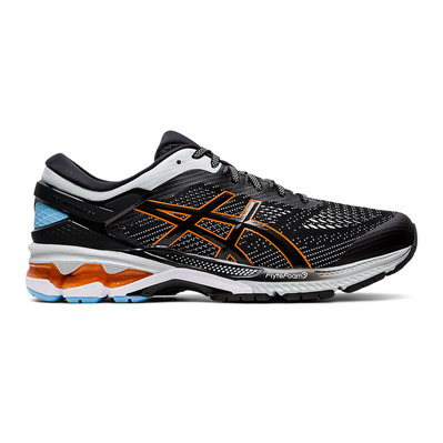 ASICS - GEL-KAYANO 26 Homme BLACK/POLAR SHADE