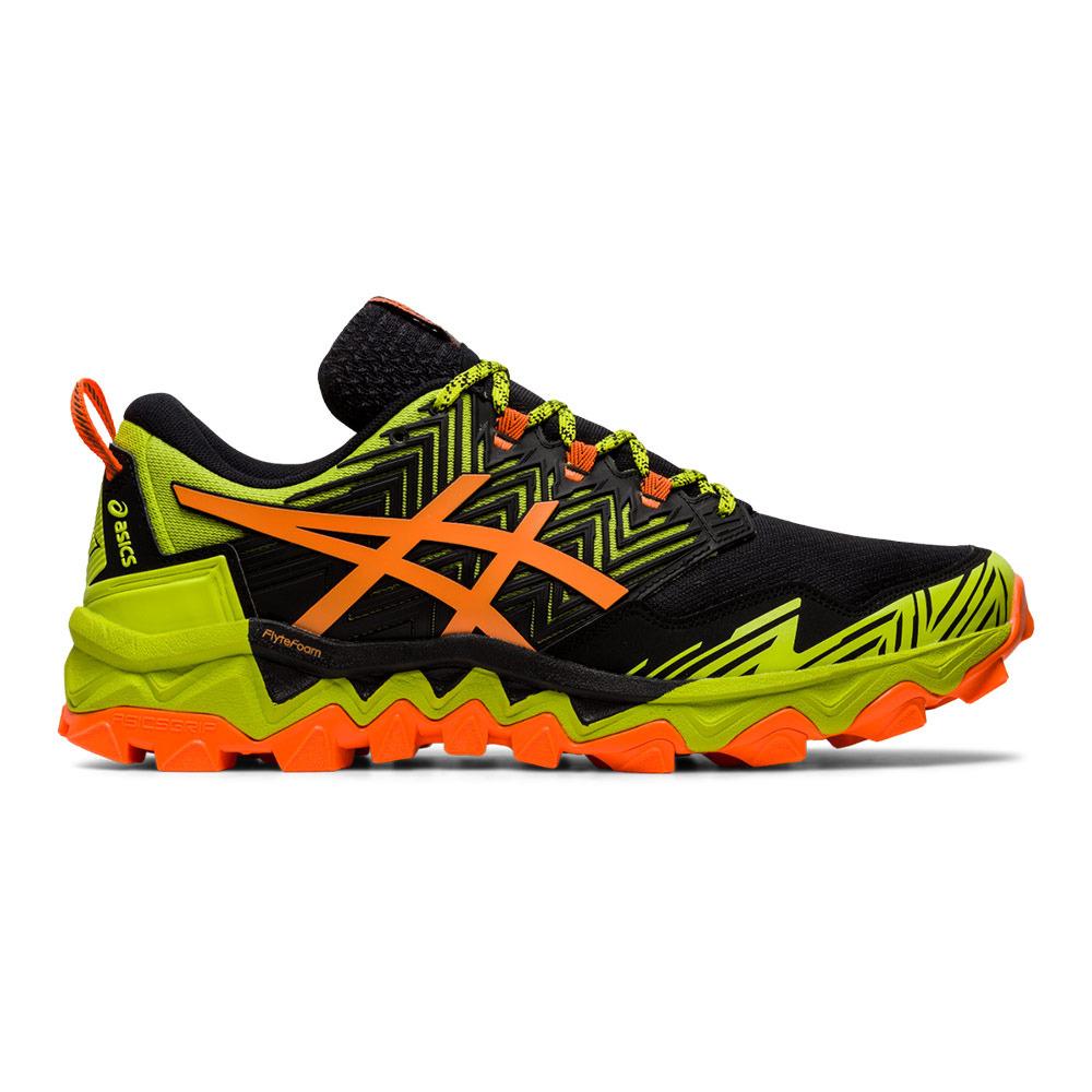 Asics GEL-FUJITRABUCO 8 - Zapatillas de trail hombre neon ...