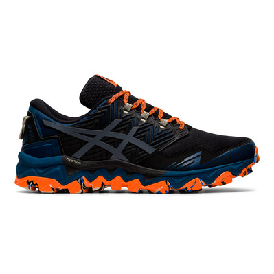 ASICS - GEL-FujiTrabuco 8 Homme DIRECTOIRE BLUE/CARRIER GREY