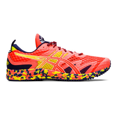 ASICS - GEL-NOOSA TRI 12 - Chaussures running Homme flash coral/flash coral