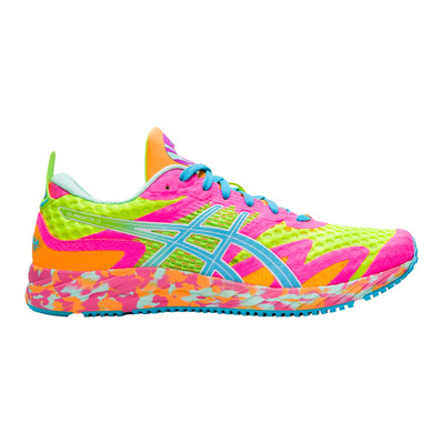 ASICS - GEL-NOOSA TRI 12 Femme SAFETY YELLOW/AQUARIUM