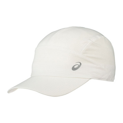 ASICS - LIGHTWEIGHT RUNNING - Casquette brilliant white