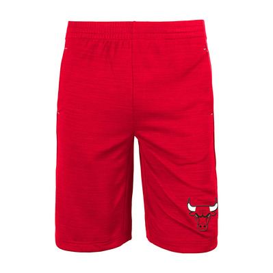 BULLS - Short Junior red