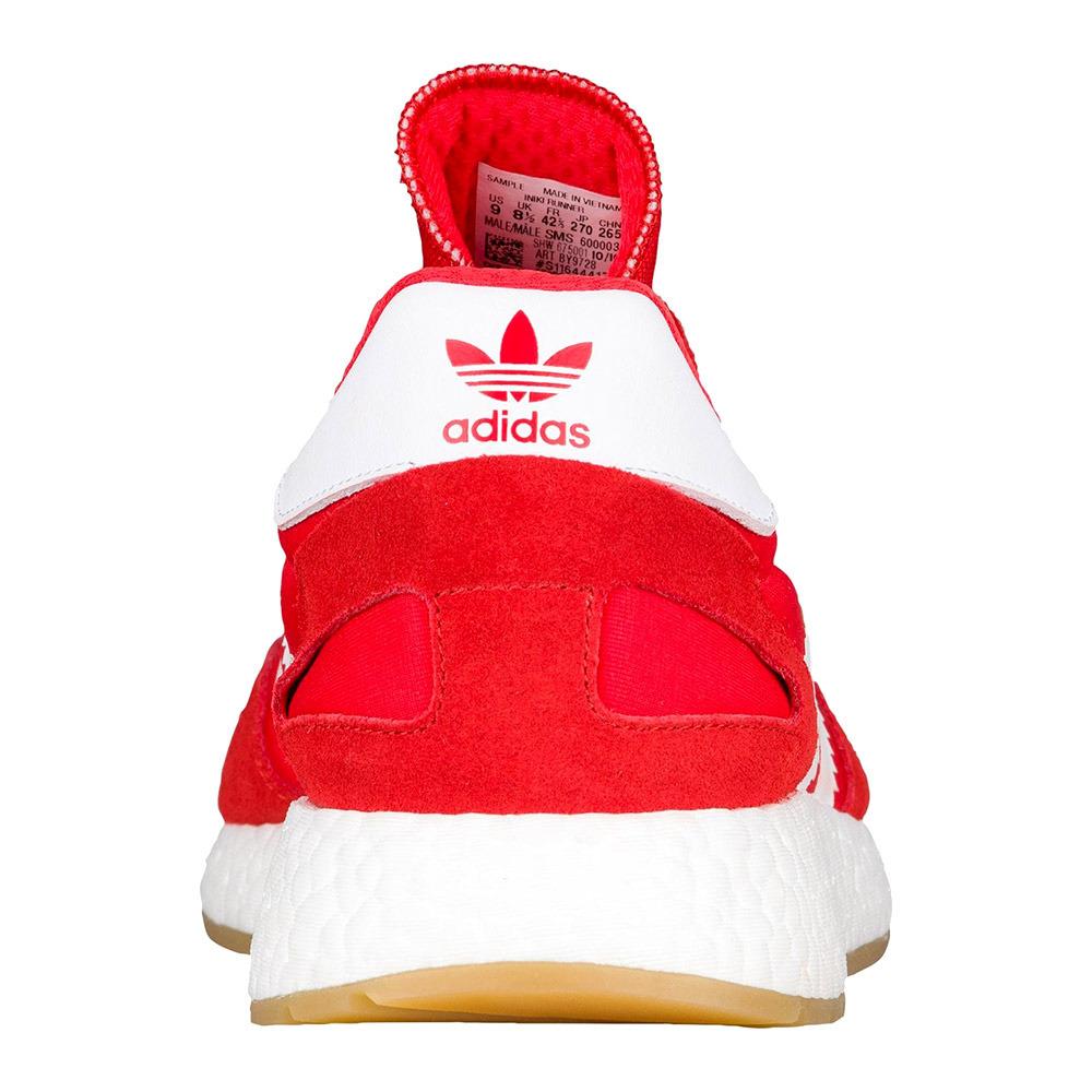 CORNER SNEAKERS Adidas INIKI RUNNER Sneakers Homme rouge