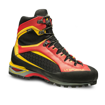 TRANGO TOWER GTX - Chaussures alpinisme Homme red/yellow