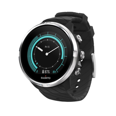 9 G1 - Montre connectée GPS/Cardio black