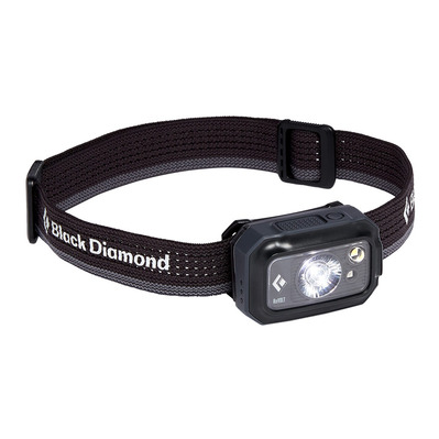 BLACK DIAMOND - REVOLT - Stirnlampe 350 lm - graphite
