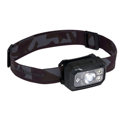 BLACK DIAMOND - STORM 400 HEADLAMP Unisexe Black