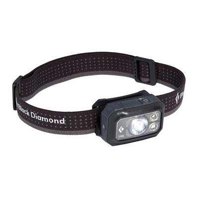 BLACK DIAMOND - STORM 400 HEADLAMP Unisexe Graphite