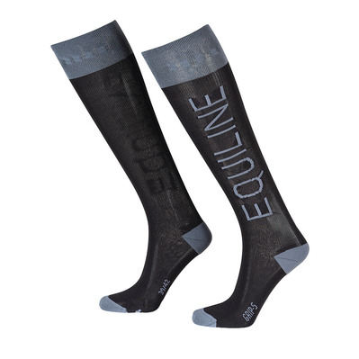 EQUILINE - CASSIDY - Chaussettes black