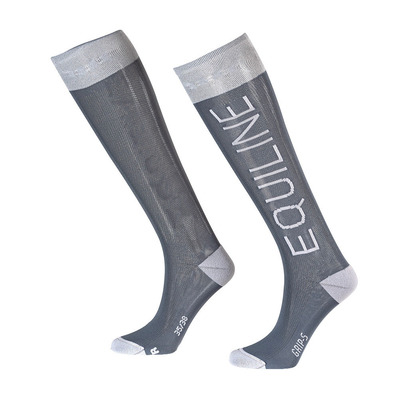 EQUILINE - CASSIDY - Chaussettes stone grey