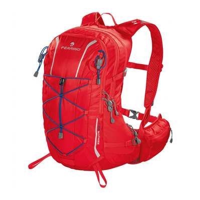FERRINO - ZEPHYR 22+3L - Sac à dos red