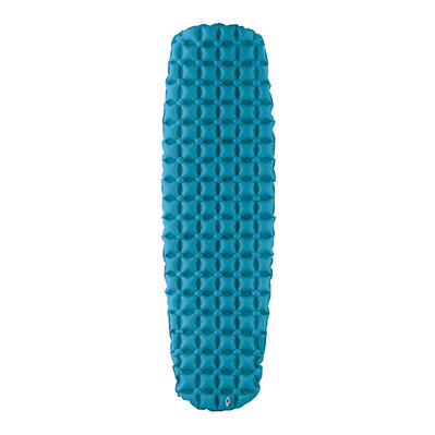 FERRINO - AIR LITE MAT - Colchón hinchable light blue