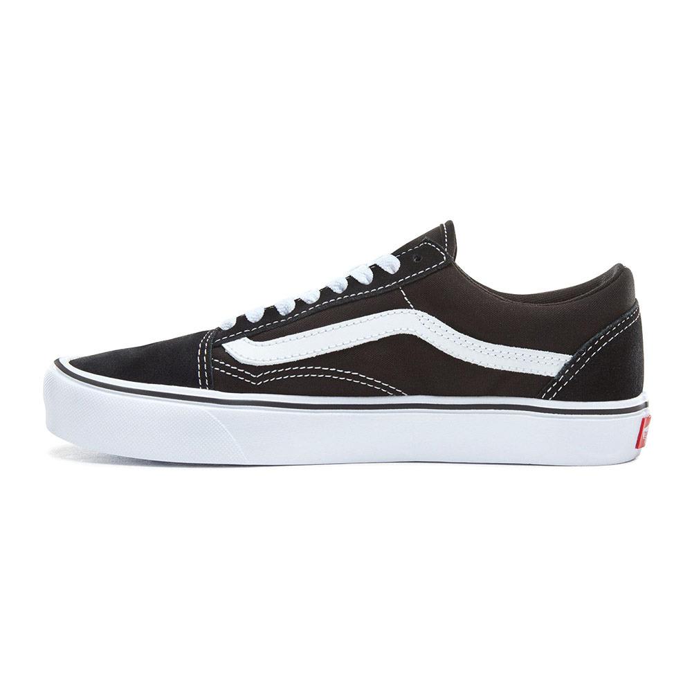 VANS Vans OLD SKOOL LITE Chaussures Junior blackwhite