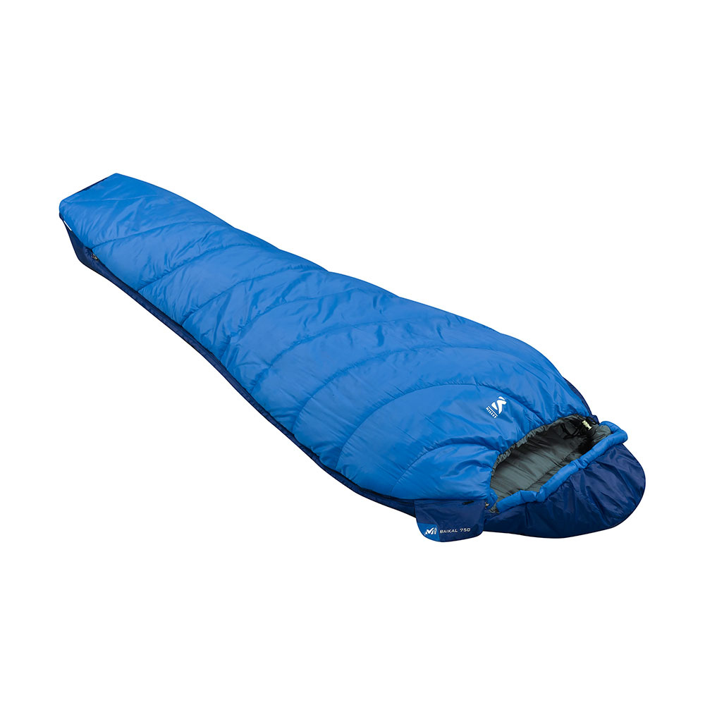 MILLET - Millet BAIKAL 750 +10° - Sleeping Bag - sky diver/ultra blue
