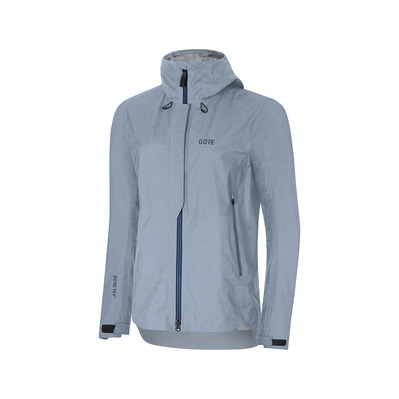 Wear H5 GORE-TEX® ACTIVE - Giacca Donna cloudy blue/deep water blue