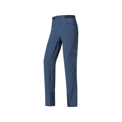 Wear H5 GORE® WINDSTOPPER® - Pantaloni Uomo deep water blue