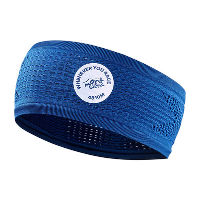 COMPRESSPORT - SPIDERWEB ULTRALIGHT MONT BLANC 2020 - Fascia blue