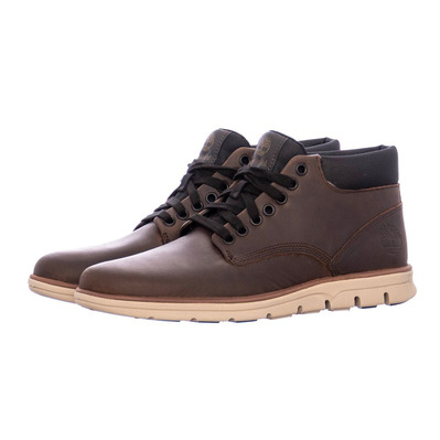 BRADSTREET CHUKKA LEATHER - Botines hombre canteen