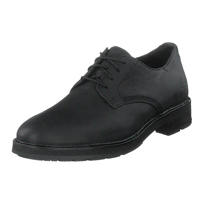 WINDBUCKS PLAIN TOE OXFORD - Chaussures Homme jet black