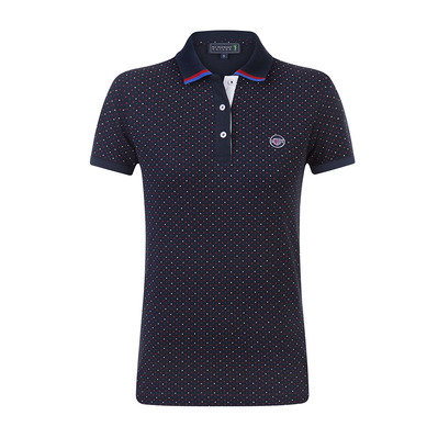 FORM - Polo mujer navy