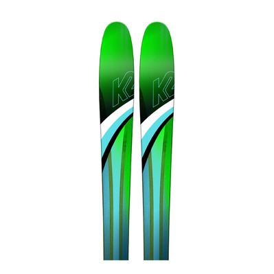 FULLUVIT 95 TI - Skis all mountain/freeride Femme