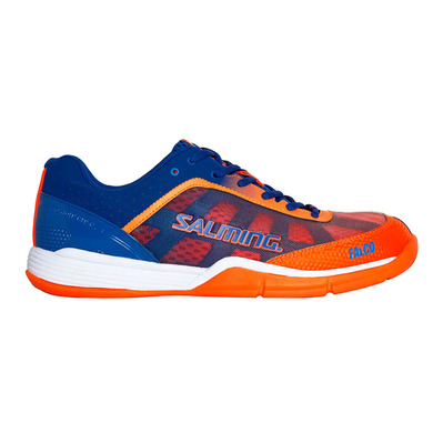 FALCO - Chaussures handball Homme limoges/orange