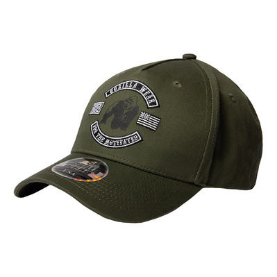 DARLINGTON - Gorra army green