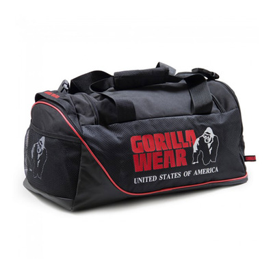 JEROME 40L - Bolsa de deporte black/red