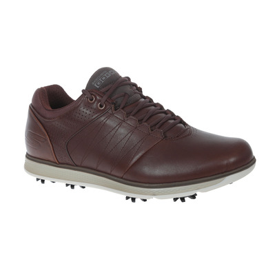 GO GOLF PRO 2 LX - Chaussures Homme brown leather/trim