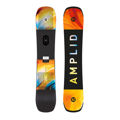 STEREO 18/19 - Snowboard all mountain/freestyle brown
