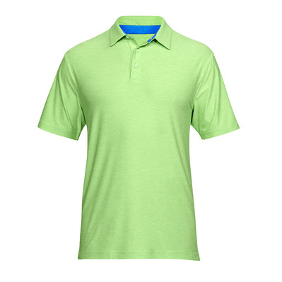 CRESTABLE PLAYOFF - Polo Homme lumos lime