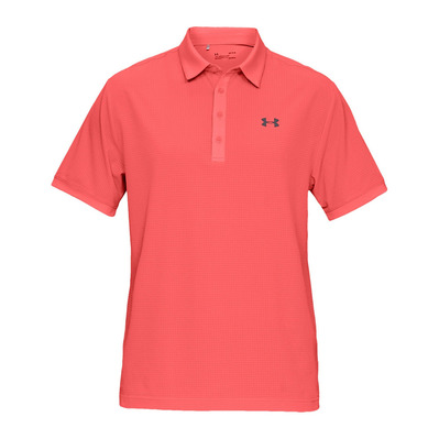 PLAYOFF VENTED - Polo Uomo red