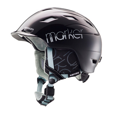 AMPIRE BLOCK 2  - Casque ski Femme all black
