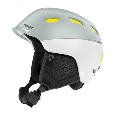 AMPIRE - Casque ski white