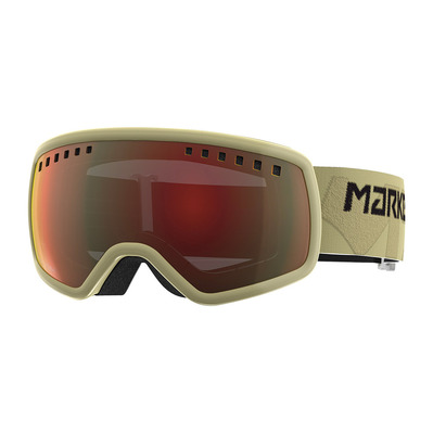 16:9 - Masque ski khaki/surround mirror