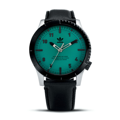 CYPHER LX1 - Montre quartz Homme silver/subgreen/black
