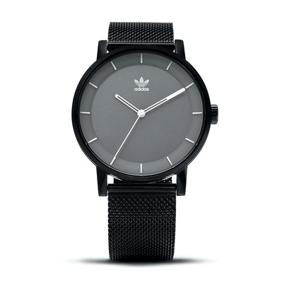DISTRICT M1 - Montre quartz Homme gunmetal/gray