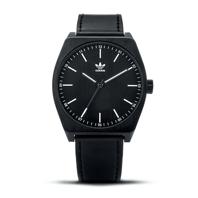 PROCESS L1 - Montre quartz Homme all black/white