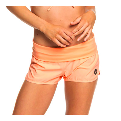 ENDLESS SUMMER - Boardshort mujer salmon/solid
