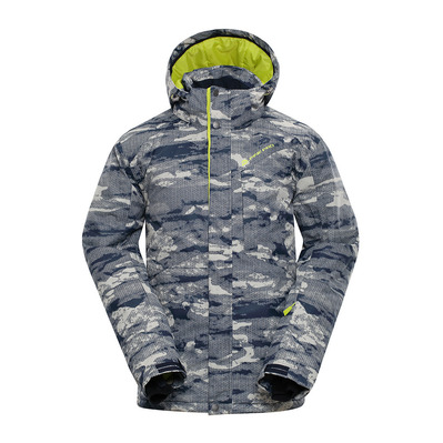 GLARNISH 4 - Veste ski Homme champagne