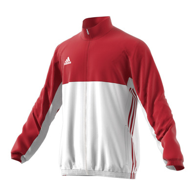 T16 - Sudadera hombre power red/white